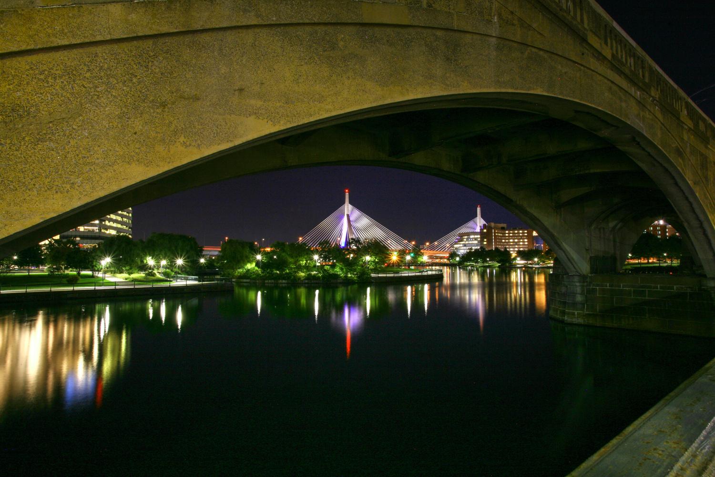 Zakim Bridge by Mike Cameron