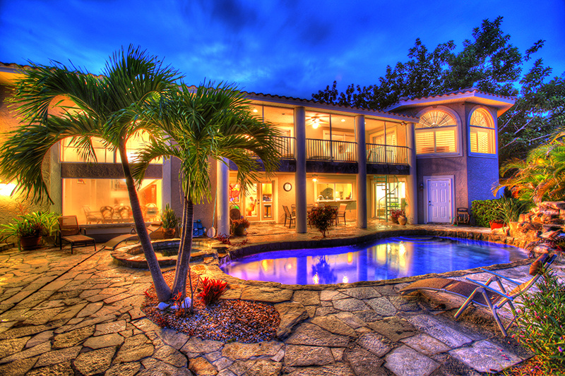 Siesta Key Compound by Mike Cameron