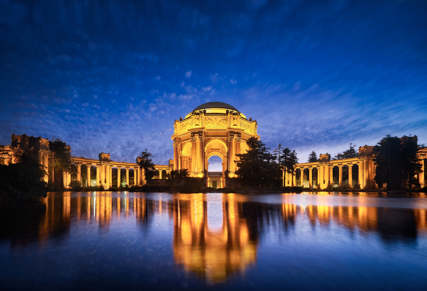 The Palace of Fine Arts by kevin nisperos
