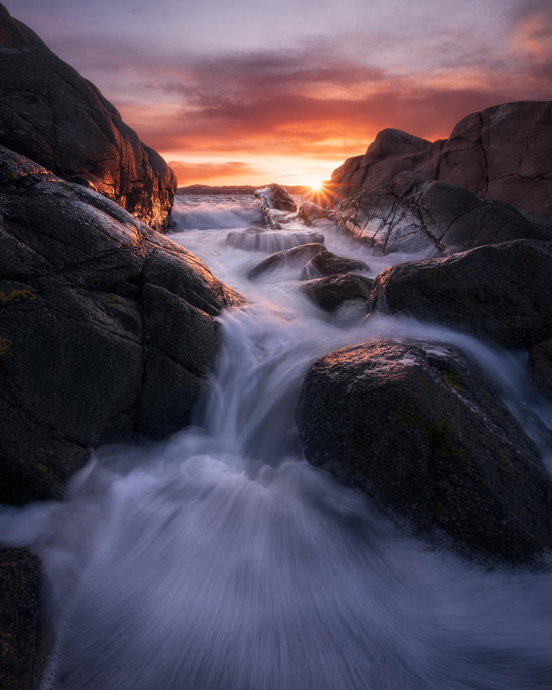 Norwegian flow by Hans Gunnar Aslaksen