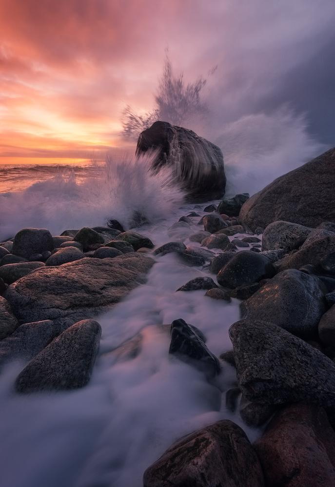 A natural high by Hans Gunnar Aslaksen