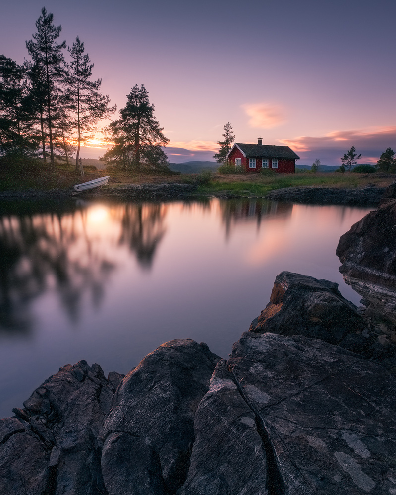 Would you like to stay here? by Hans Gunnar Aslaksen