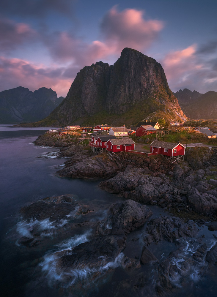 Lofoten highlight by Hans Gunnar Aslaksen