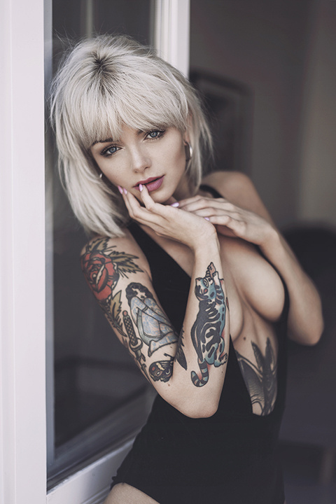 Sinni / Suicide Girls by Magdalena Graj