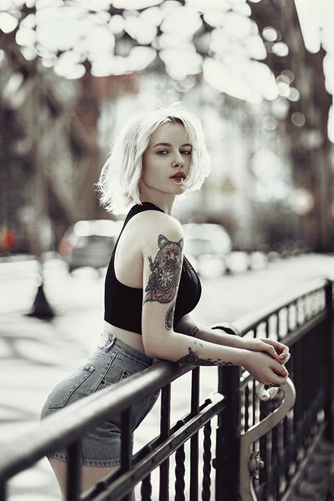 Olga Blair by Magdalena Graj