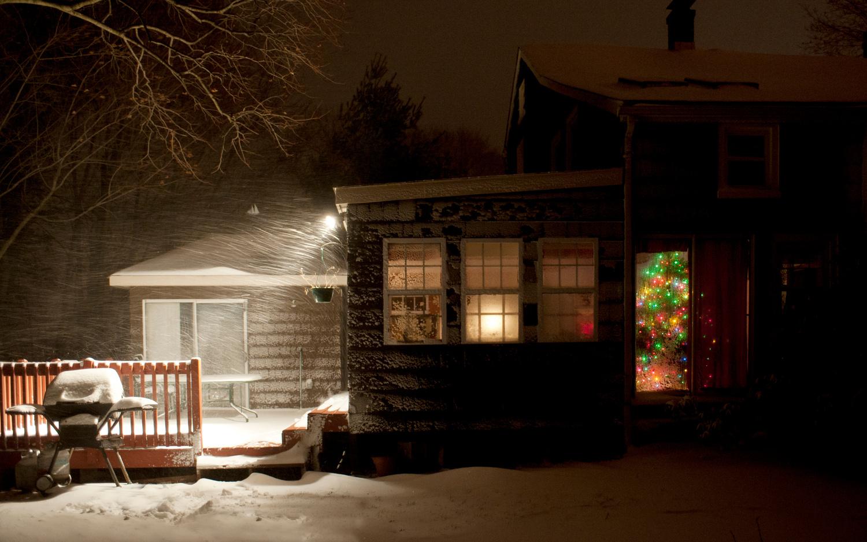 Christmas Blizzard by Michael B. Schuelke