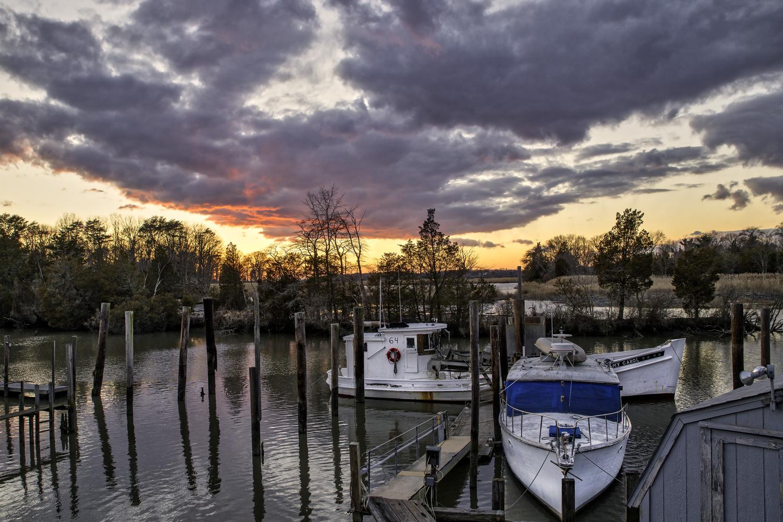 Flanigan Sunset by Michael B. Schuelke