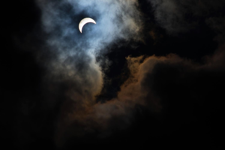 Solar Eclipse by Alex Rivera