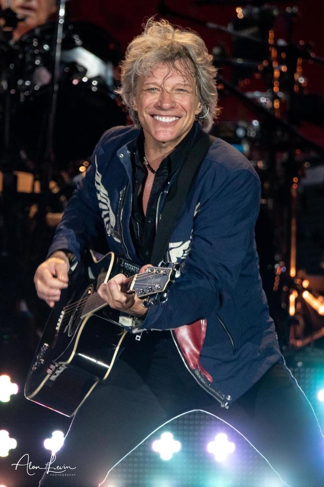 Bon Jovi by Alon Levin