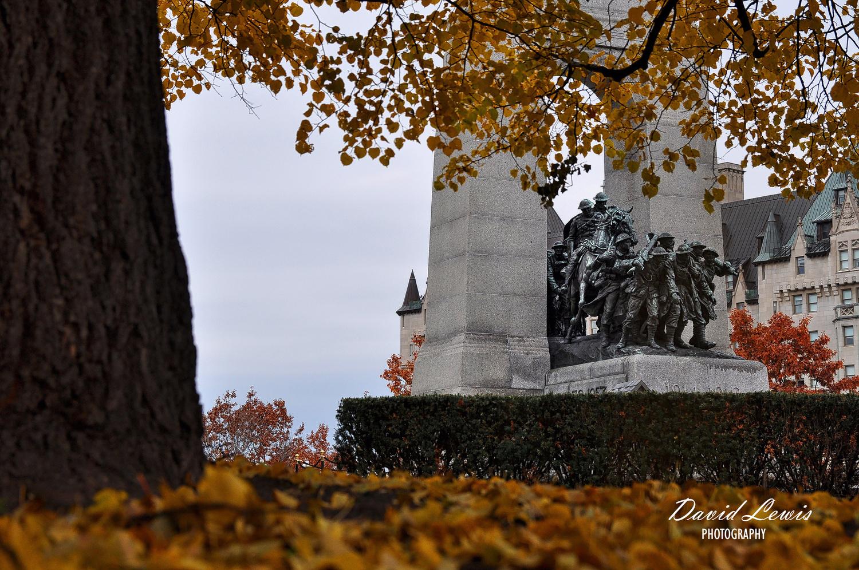 National War Memorial in Ottawa by David Lewis