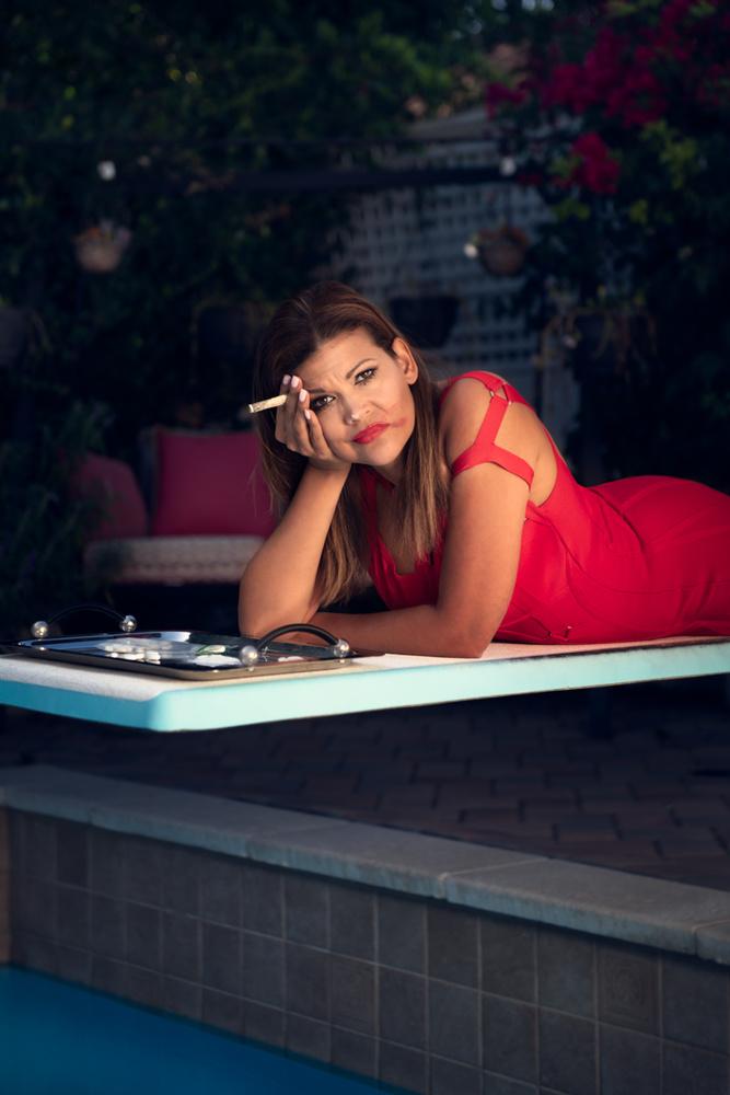 Aida Rodriguez by Limor Garfinkle
