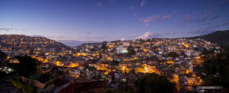 Mountain City by Cris Magsino