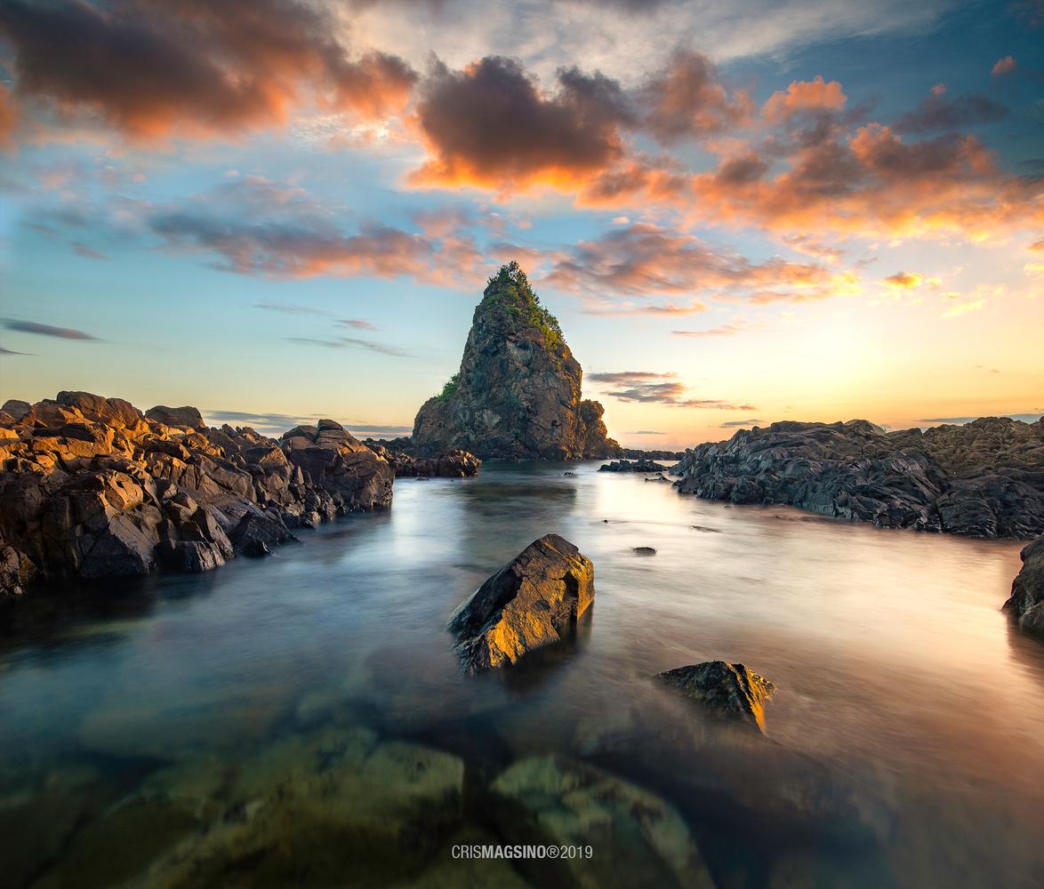 Aurora Sunshine by Cris Magsino