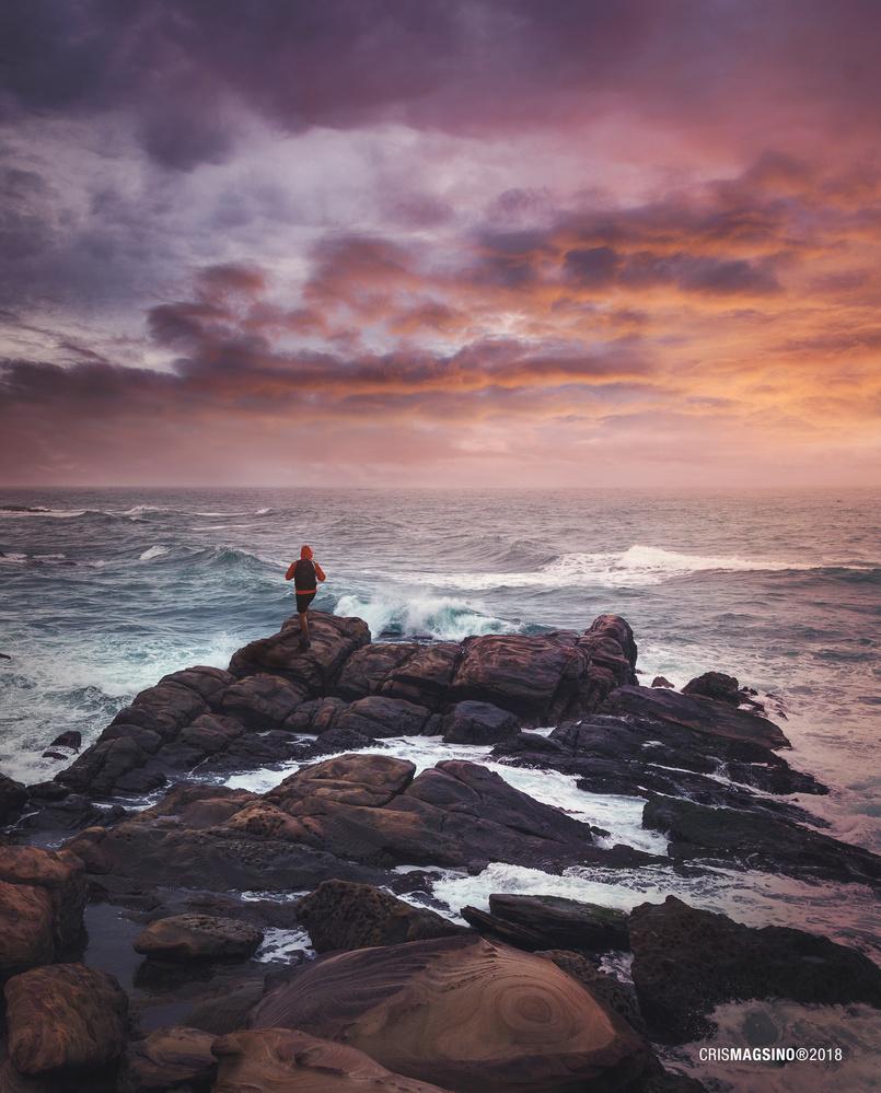 Last Light by Cris Magsino