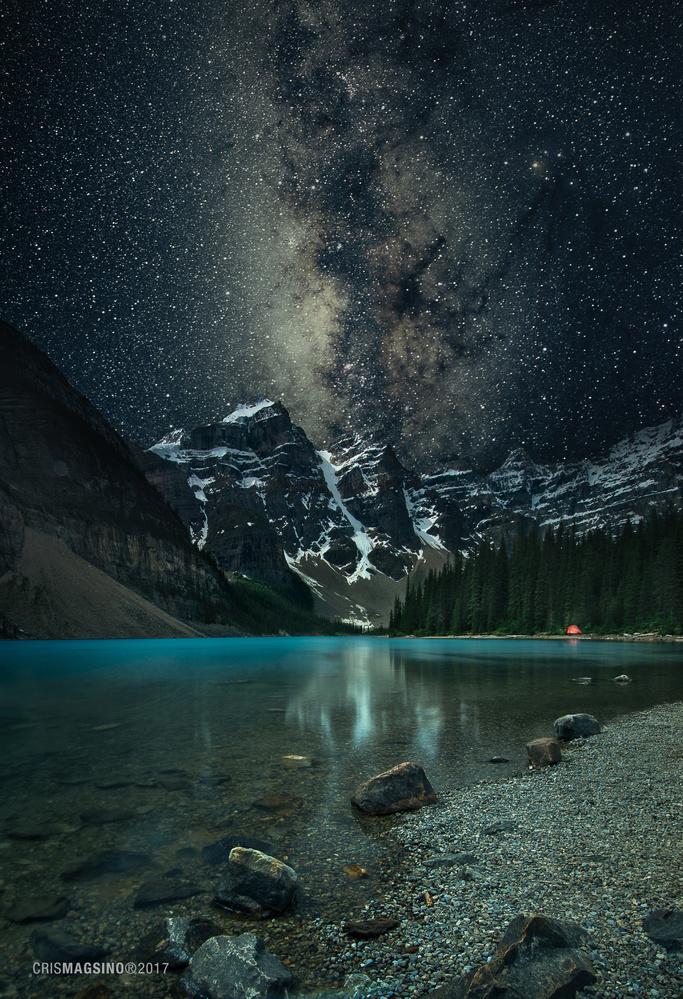 Trillion Stars Hotel by Cris Magsino