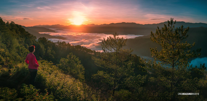 Golden Sunrise by Cris Magsino