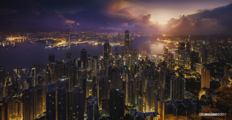 Peak Sunrise by Cris Magsino