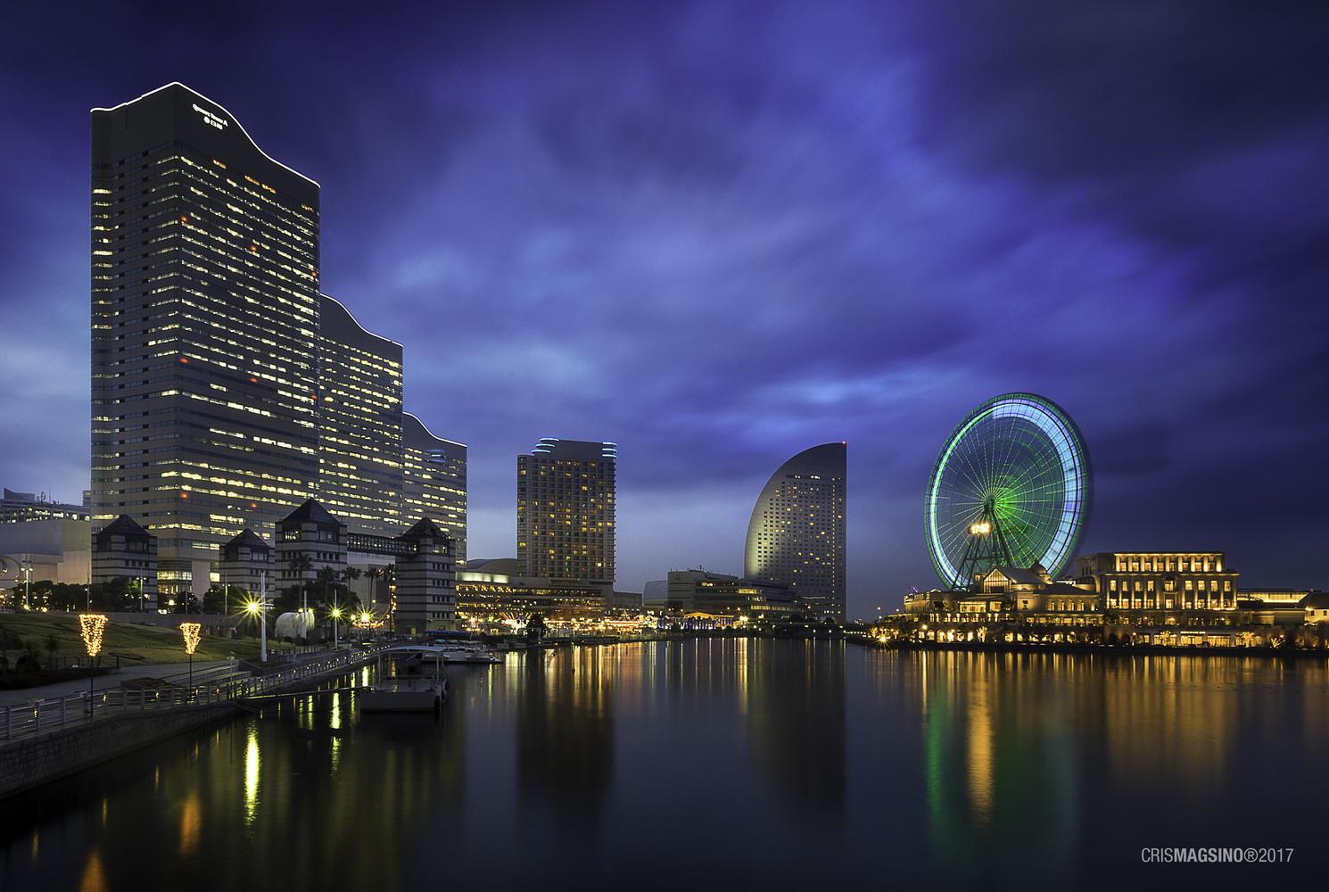 Yokohama City by Cris Magsino