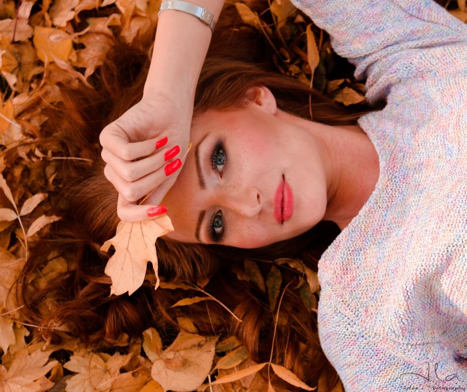 autumn beauty by Andreea Istriteanu
