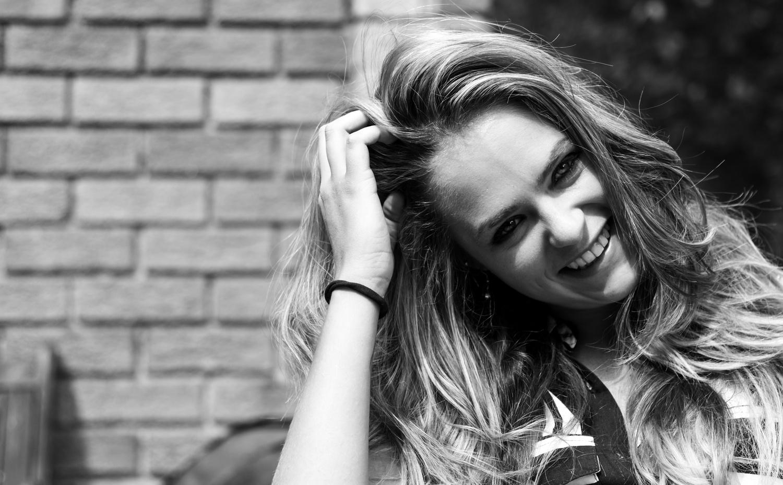 Happiness In Black & White by Daniel De Wit