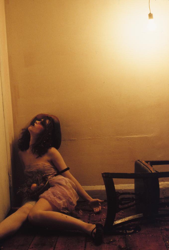 Nicole, 1996 by Julian Rad