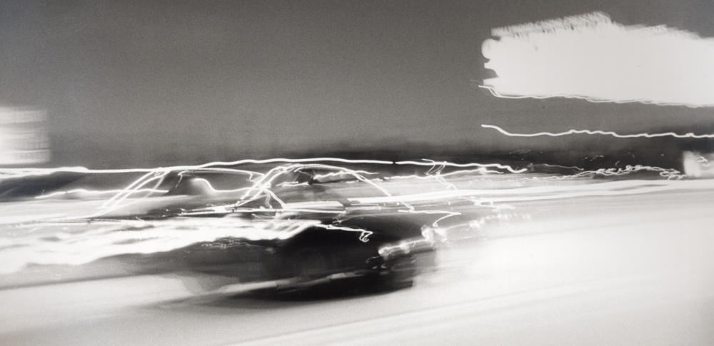 Road Smear by Julian Rad