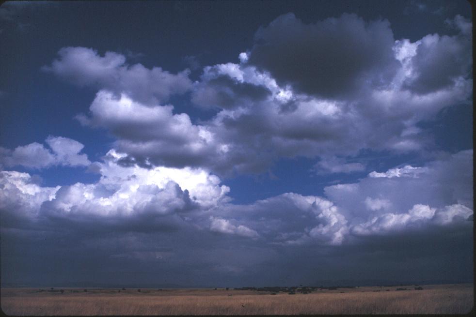 Big Sky, 1999 by Julian Rad