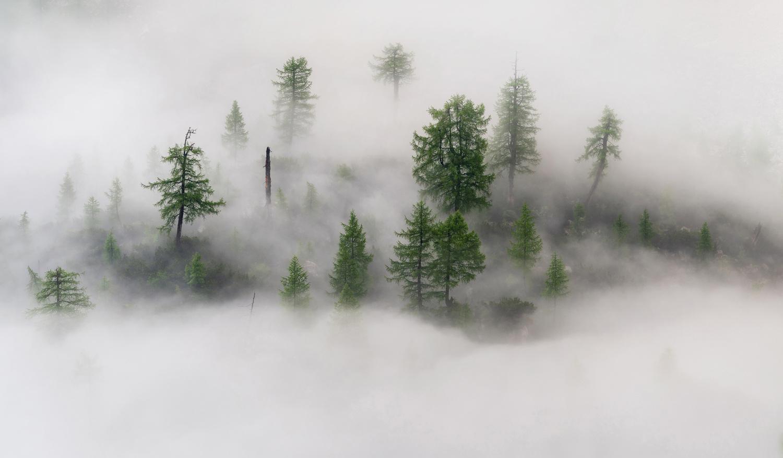 Mystic island by Ales Krivec