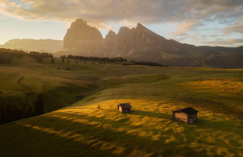 Serenity by Ales Krivec