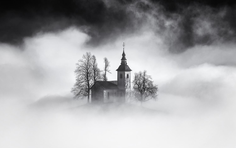 St. Thomas church by Ales Krivec