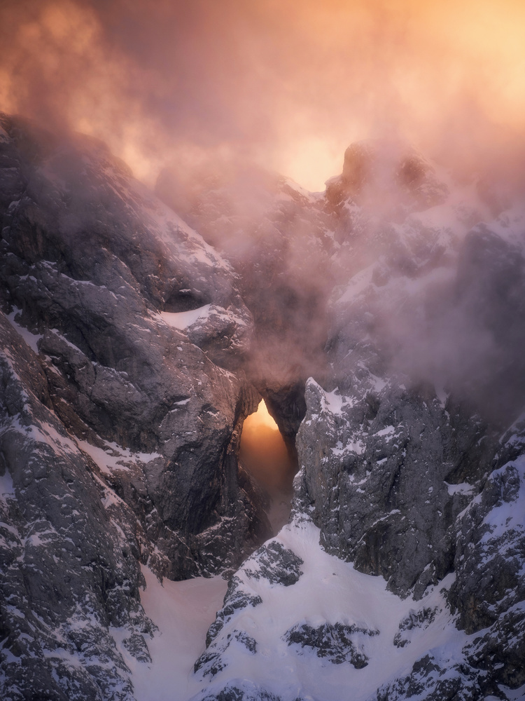 Portal to another world by Ales Krivec