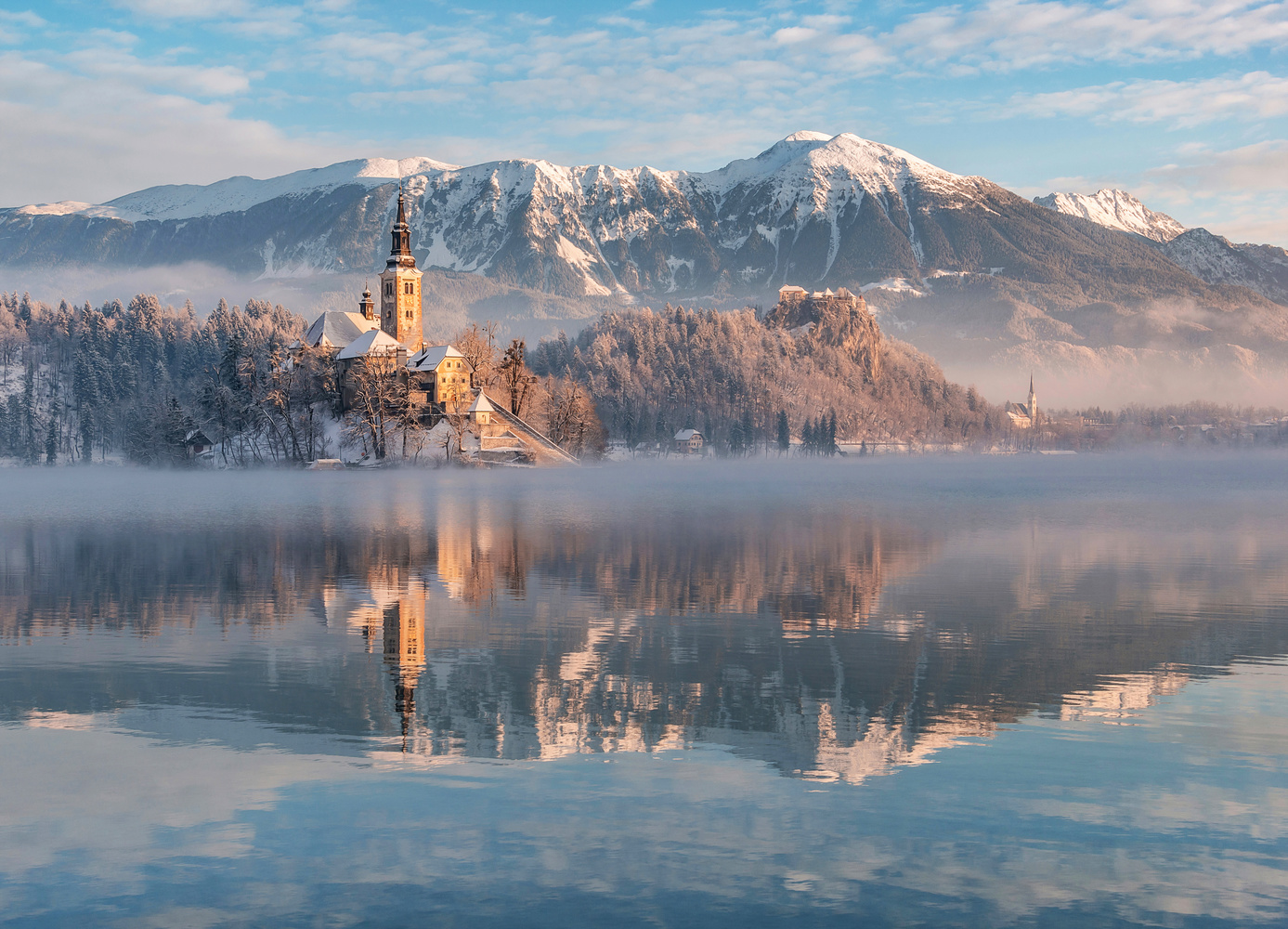 Winter fairytale by Ales Krivec