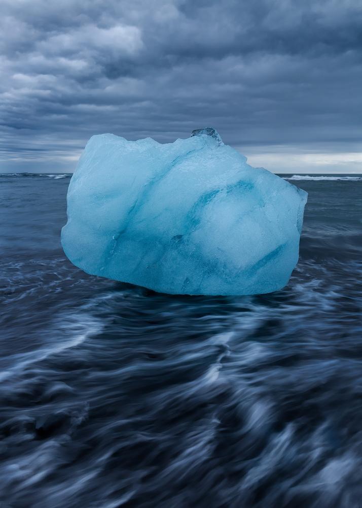 Ice Wreck by Andrzej Muzaj