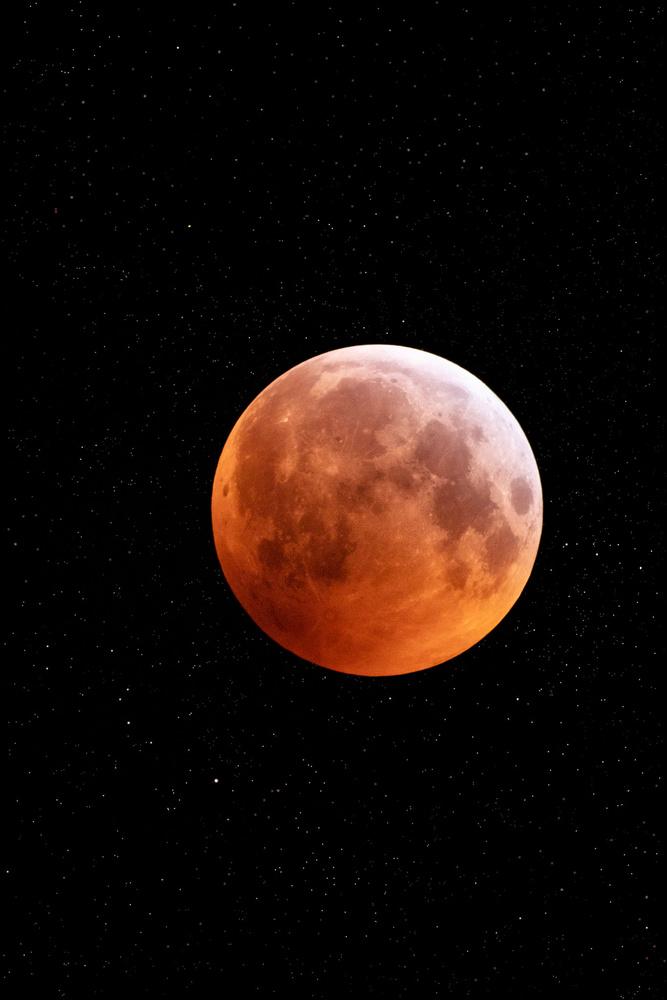 Blood Moon by Brendan Mariani