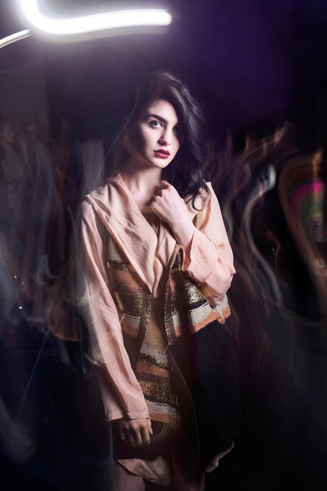 Light Trails in Fashion by Brendan Mariani