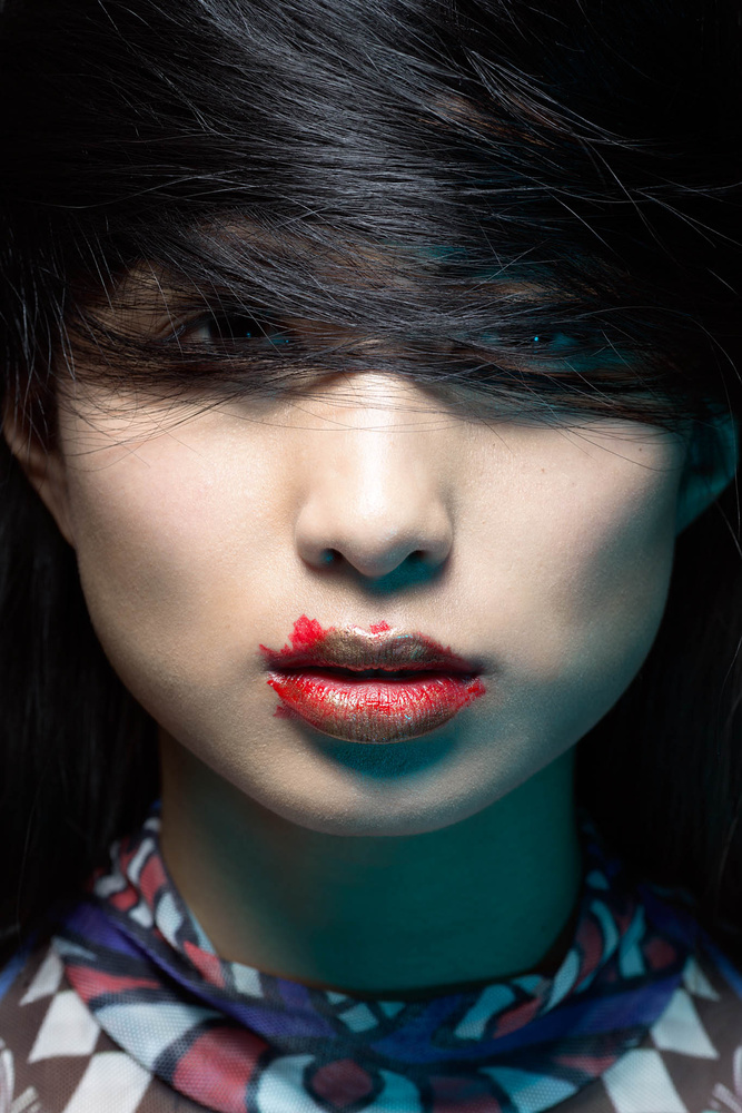 Dirty Lips  by Brendan Mariani