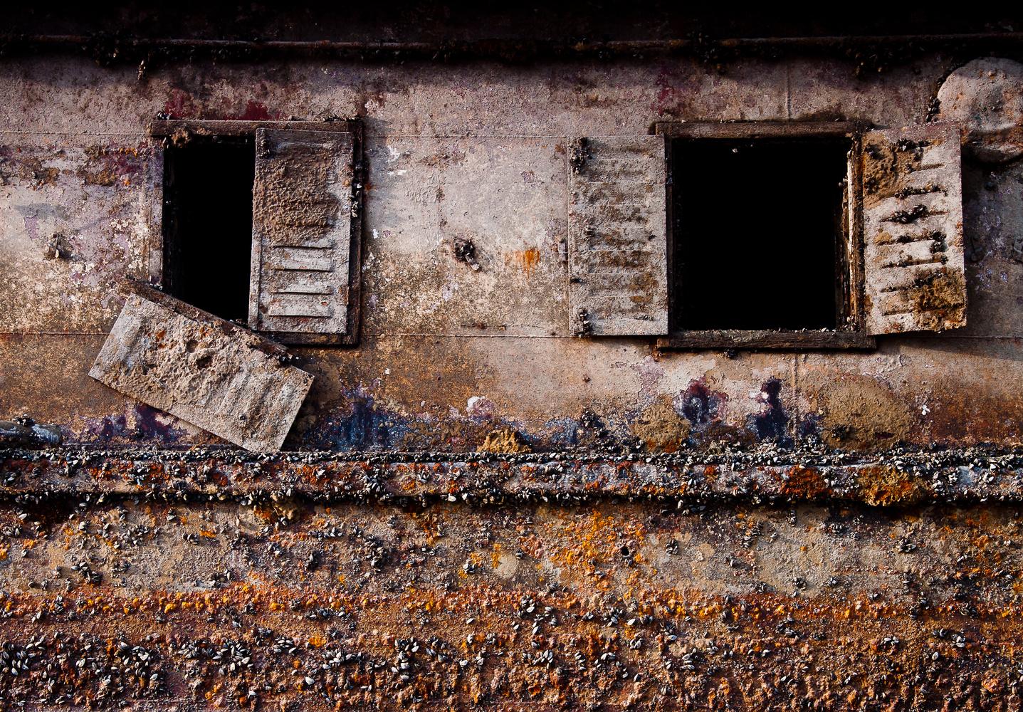 windows by Andrea Széplaki