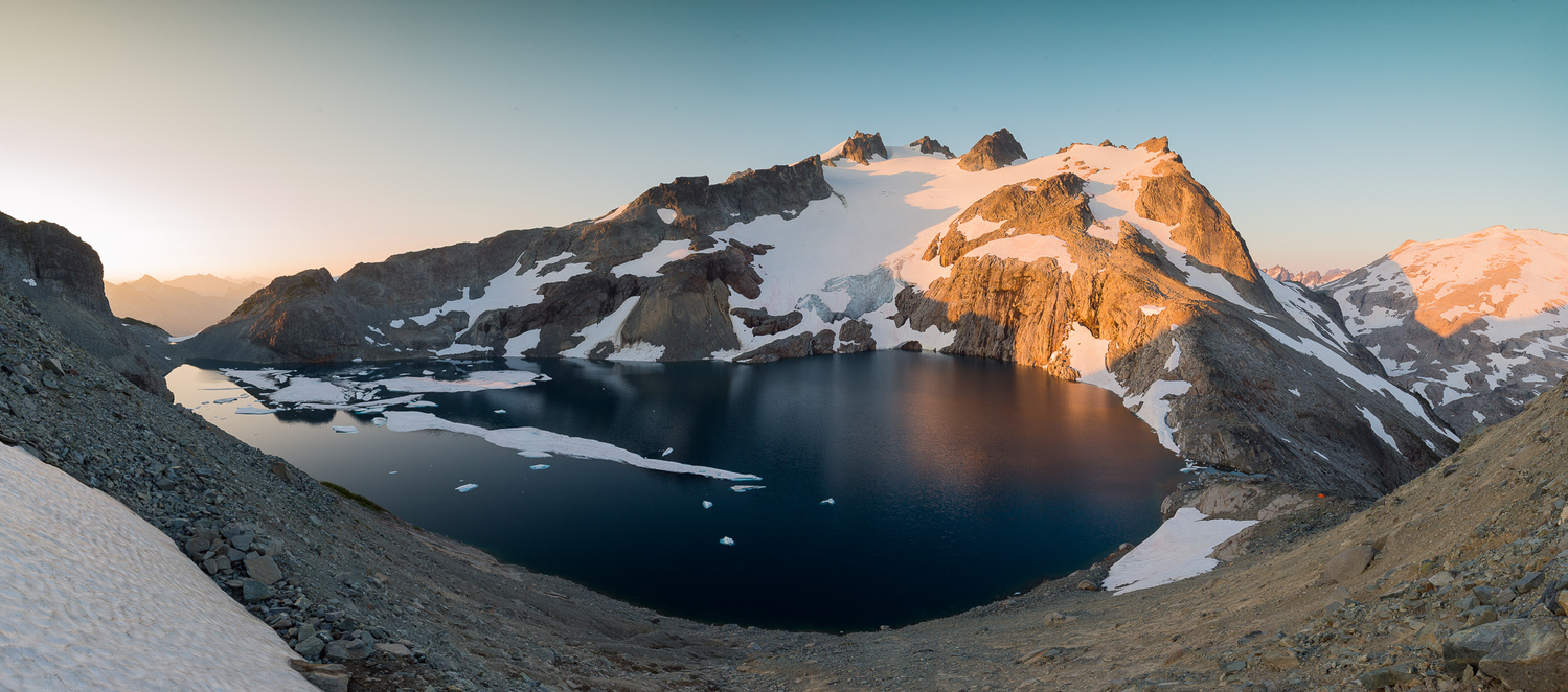 Pea Soup Panorama by Colton Jacobs