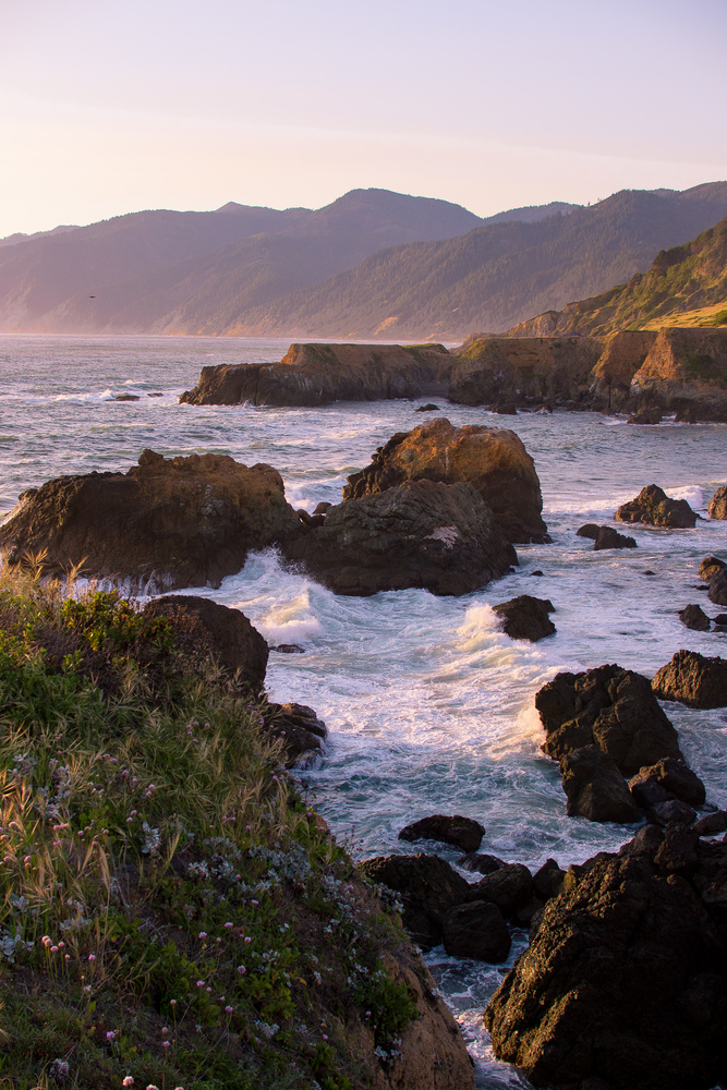 California's Lost Coast by Colton Jacobs