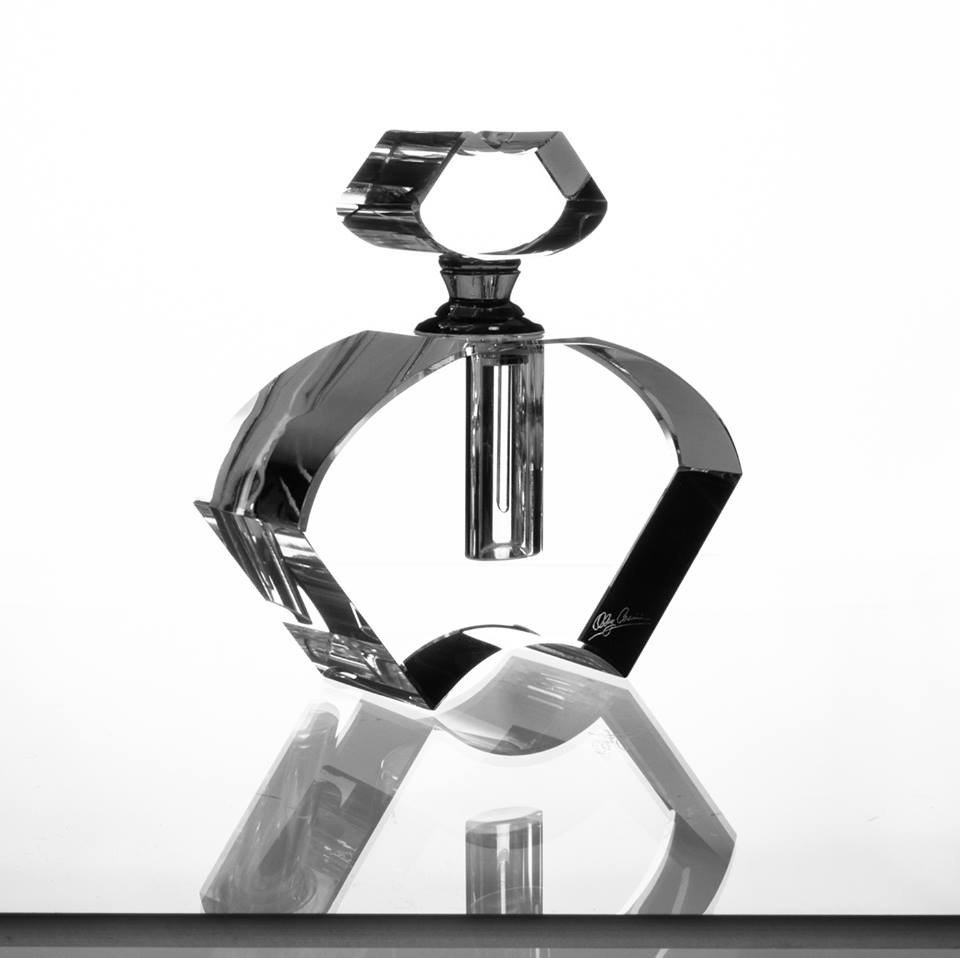 Glass Perfume Bottlee by chris doyle