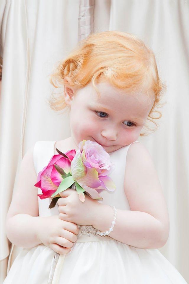 flowergirl by chris doyle