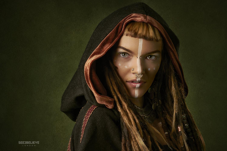 Cave Girl by JJ Jordan