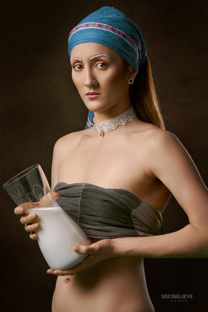 The Milkmaid by JJ Jordan