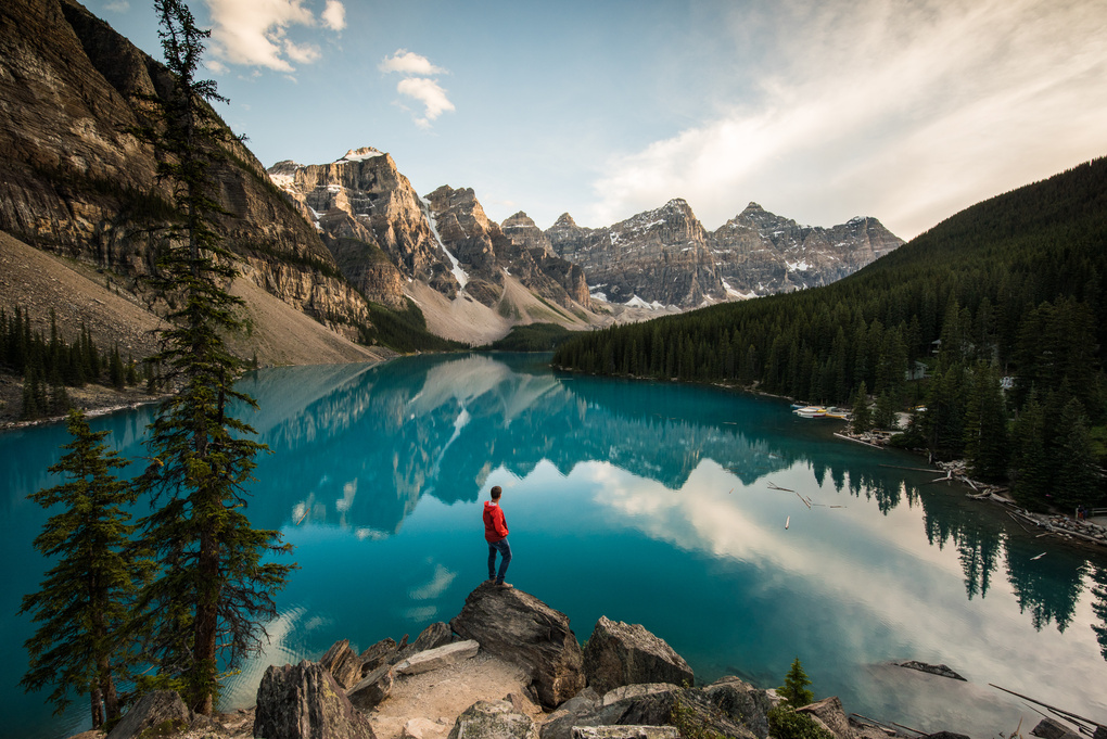 Moraine Mood by Erik McRitchie