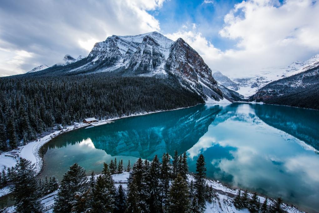 Lake Louise by Erik McRitchie