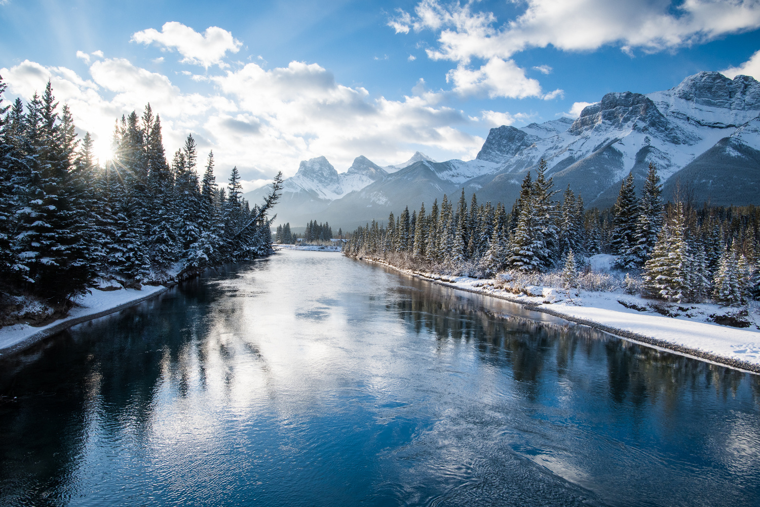 Canmore by Erik McRitchie