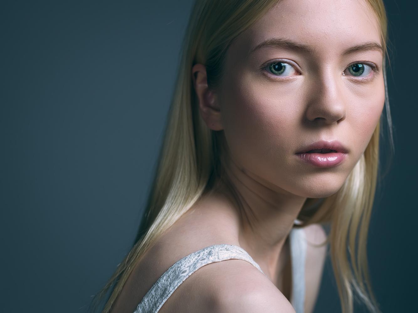 A portrait by Janne Kaasalainen