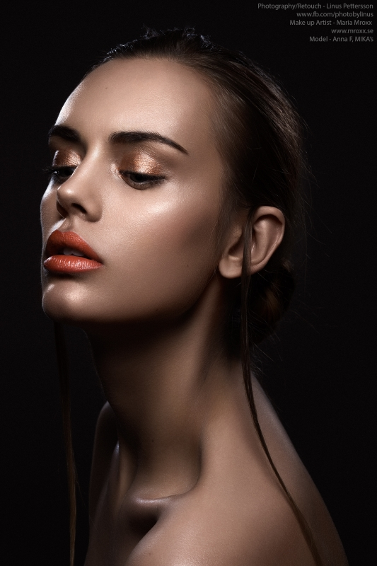Anna - Make Up by Linus Pettersson