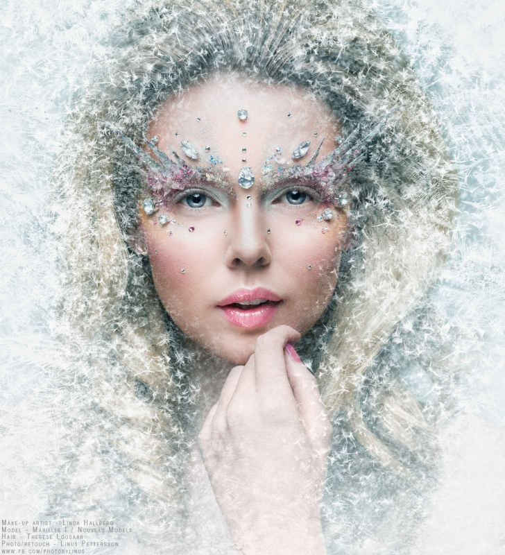 Ice Queen by Linus Pettersson
