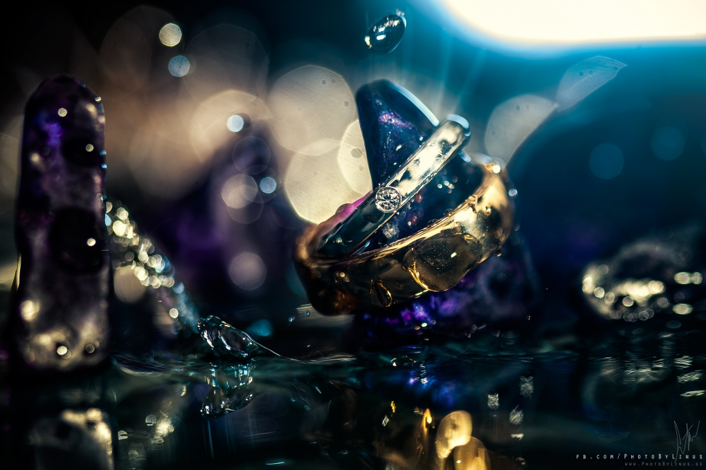 My signature Ring-shot by Linus Pettersson